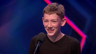 'Diabolo Jake' kent de juryleden niet - HOLLAND'S GOT TALENT