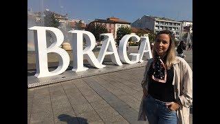 Vlog: Um pouquinho de Braga| centro, pontos turísticos | Vanessa Catrib