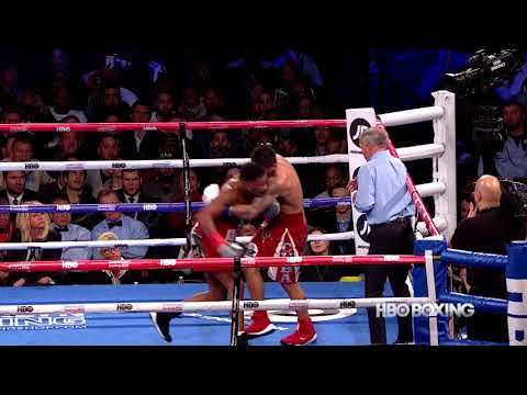 Fight highlights: Daniel Jacobs vs. Luis Arias HBO World Championship Boxing