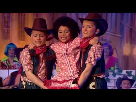 Tanzsportgarde TSV Bocholt - Showtanz Cowboys bei Westfalen