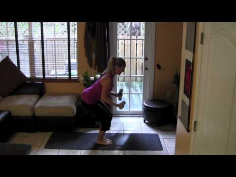40 Minute Sole Sculpt - Full Length Total Body Fat Burning Home Workout