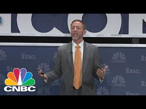 CEO Chris Voss: Negotiate Like Your Life Depends On It | iConic Conference 2017 | CNBC