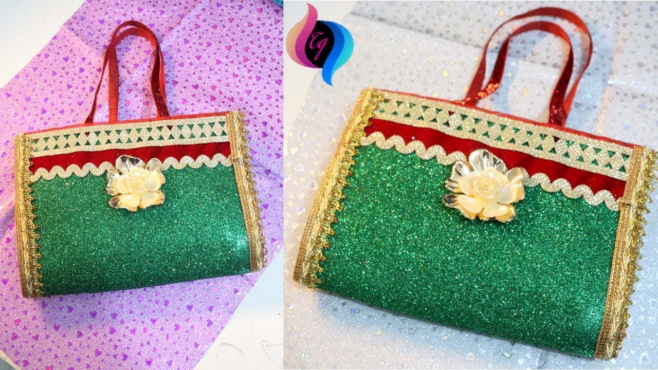 How To Make Handbag At Home Easy Handbags For Women Step By Making