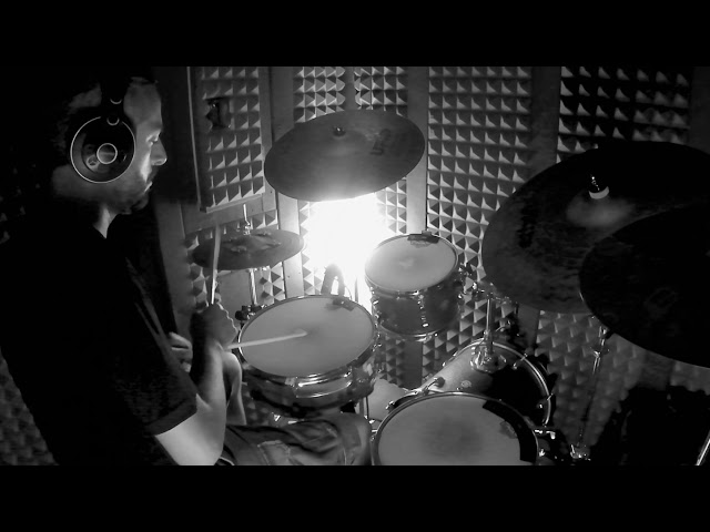 "Rick James ""Give It to Me Baby"" - Drum Cover"