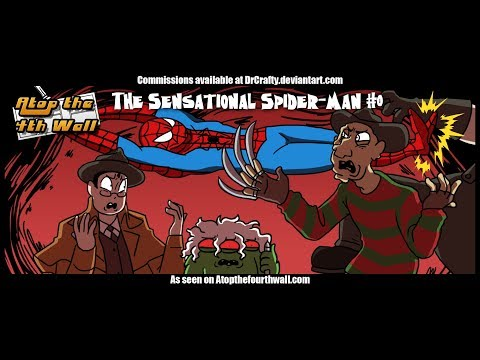 The Sensational Spider-Man #0 - Atop the Fourth Wall