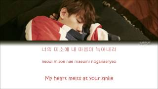 Cover images Beautiful (두근거려) - Baekhyun (백현) (Color Coded Han|Rom|Eng Lyrics) [EXO Next Door OST]