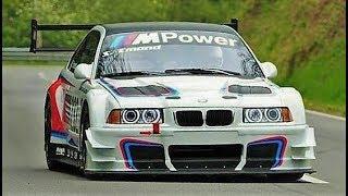 BMW M3 E36 GTR E1    420Hp Straight 6 NA Monster Sound - Eschdorf 2018