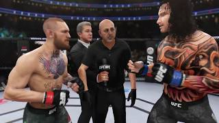 Conor McGregor vs. Van Helsing (EA Sports UFC 3)