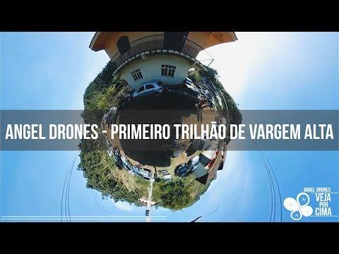 Angel Drones Adrenalina - Trilhão de Vargem Alta