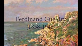 Ferdinand Gueldry - Impressioniste - Nuage - Django Reinhardt