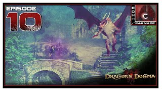 CohhCarnage Plays Dragon's Dogma: Dark Arisen PC - Episode 10