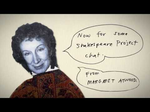 Margaret Atwood on the Hogarth Shakespeare project