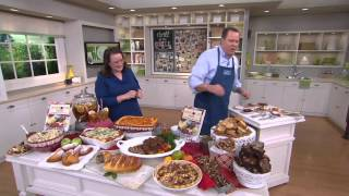 Deep South Dish Homestyle Southern Recipes By Mary Foreman On QVC