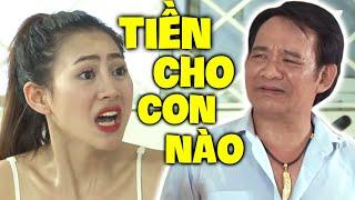 Giấu Tiền Làm Bậy | Phim Hài Hay Mới Nhất 2020 | Phim Hài Quang Tèo, Quốc Anh...Cười Vỡ Bụng
