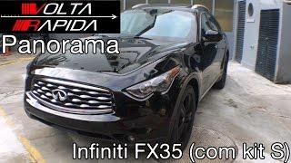 2009 Infiniti FX35 (kit S); Exterior, Interior e Test Drive