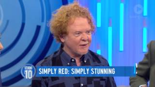 Mick Hucknall Interview on Studio 10