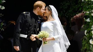 Royal wedding in under an hour