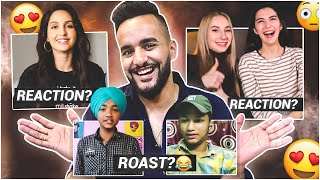 REACTING to BIG LIFE reaction/Roast VIDEOS