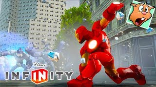 Железный человек Мстители Мультик на Русском - Супергерой Компьютерные Игры для Детей мультфильмы