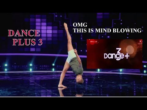 CHOW EN LAI | DANCE PLUS  3 | BEST PERFORMANCE |