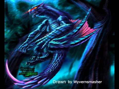 Monster Hunter ''The Black Panther - Theme of  Nargacuga'' Remix