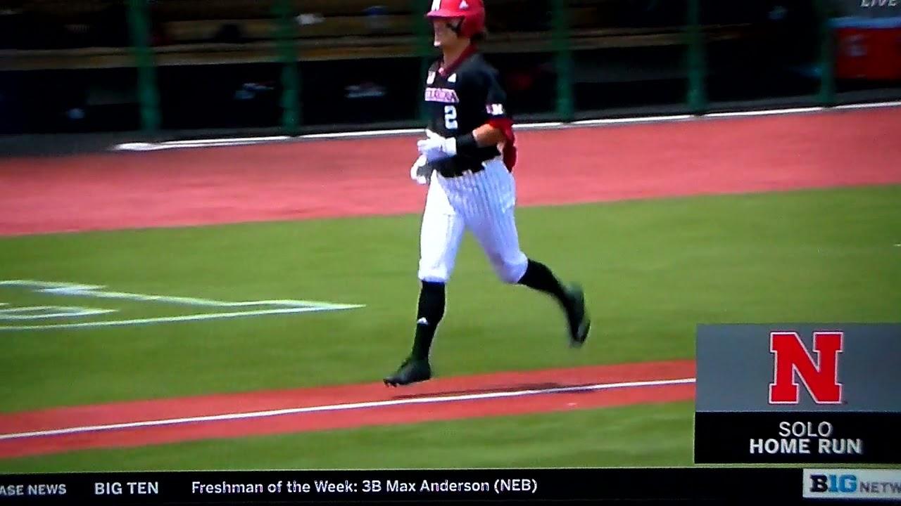 Big Ten: Nebraska Baseball Opens NCAA Tournament With a Victory