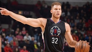 Is Blake Griffin Starring in Space Jam 2?