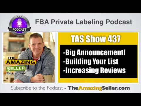 Review Strategies That WORK NOW and the FUTURE! TAS 437: The Amazing Seller
