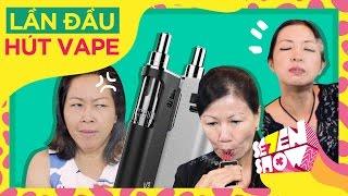 se7en show lan dau hut vape