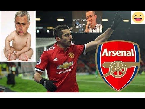 Mourinho & Mkhitaryan -  Mi Gna (Don't Go Away) / Մոուրինյո և Մխիթարյան - Մի գնա