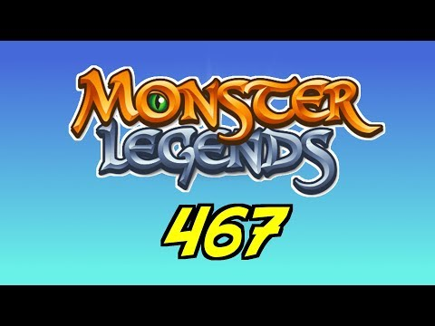 "Monster Legends - 467 - ""Ingenica's Myth"""
