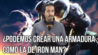 how to make iron man suit