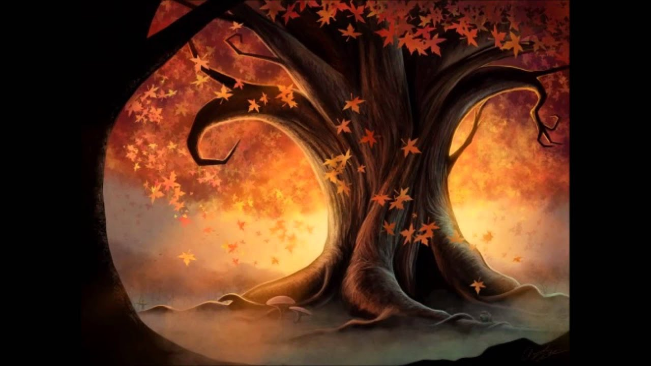 Winnie The Pooh Fall Wallpaper Relaxation Mabon And Autumn Youtube
