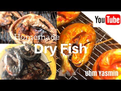How To Make Best Nigerian Dry Fish At Home / AKA Smoked Catfish