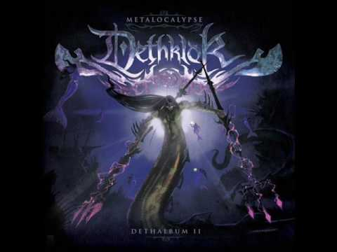 Dethklok-The Gears (Dethalbum II) HQ with lyrics