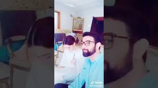Noor Hasan and Minaal Khan tiktok funny video😂😂😂