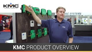 KMC Controls Product Walkthrough