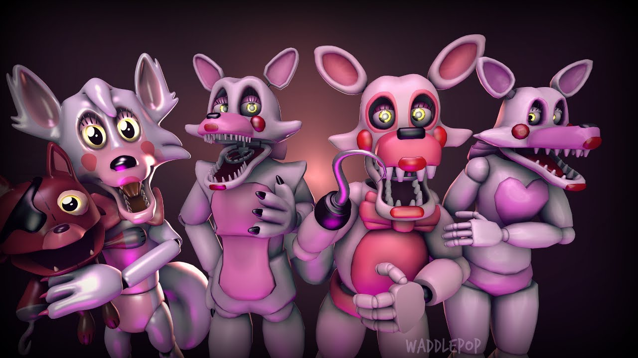 Cute Freddy Fazbear Wallpaper Pre Mangle Generations Fnaf Speedart Sfm Youtube
