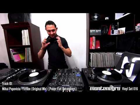 Montenegro - Vinyl Set 016 (26 Junio 2017)