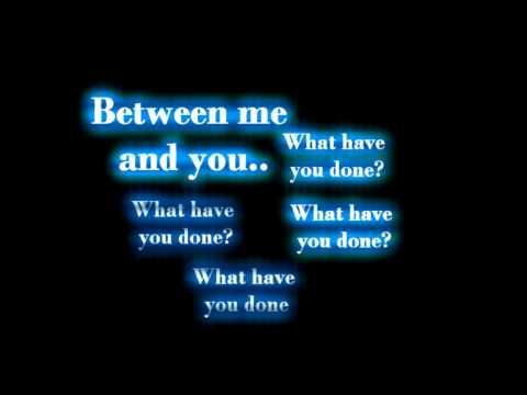 Within Temptation - What have you done | Lyrics | HD