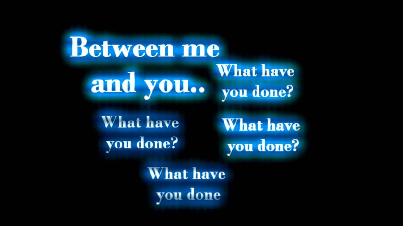 Within Temptation - What Have You Done Lyrics | MetroLyrics