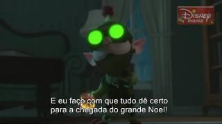 """Prep & Landing: Especial Animado Natalino""  Trailer Legendado - DisneyMANIA"