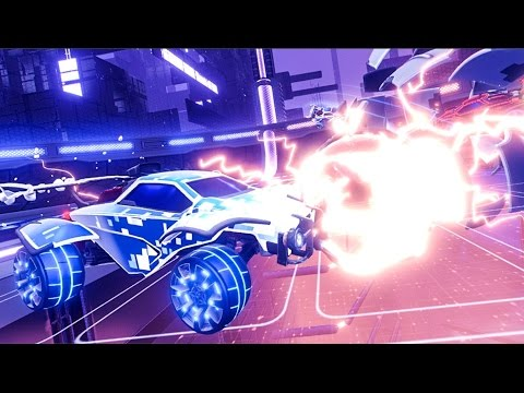THE ULTIMATE DROPSHOT ROCKET LEAGUE BATTLE