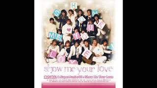 [좌우음성] 동방신기(TVXQ)&슈퍼주니어(Super Junior)-Show Me Your Love