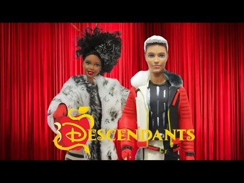 Play Doh Cruella De Vil Descendants Inspired Costume Youtube