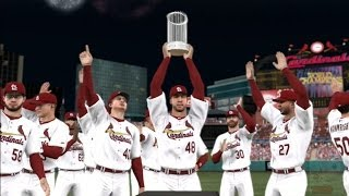 MLB 14: The Show - St. Louis Cardinals World Series Celebration