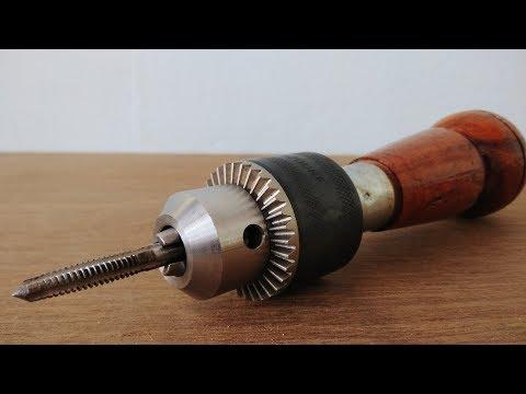 Make Amazing Tool Using Drill Chuck..!