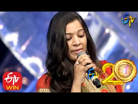 Geethamadhuri & Hemachandra Performance in ETV @ 20 Years Celebrations - 16th August 2015
