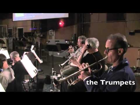 """""""Need For Speed"""" Brass Scoring Session (Live In Studio)"""