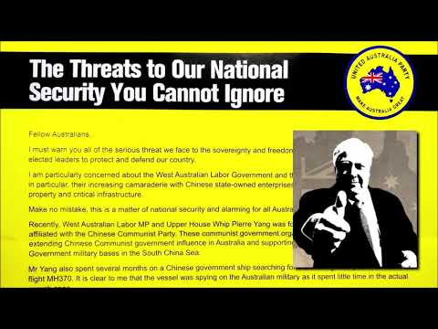 Clive Palmer and the Rise of Populism in Australia Mp3